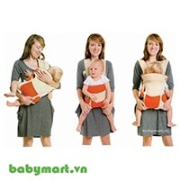 Song Son Baby Carrier 3in1