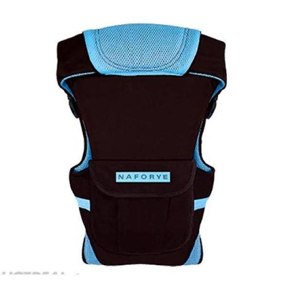 Hug Helper Blue Baby Carrier