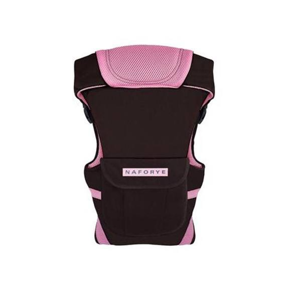 Hug Helper Pink Baby Carrier