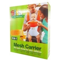 SITA 6 in 1 mesh carrier