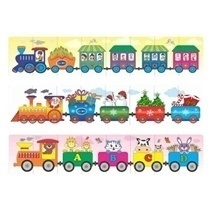Winwintoys  3 Wagon Trains