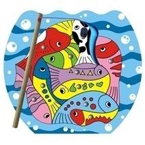Đồ chơi gỗ - Bộ câu cá