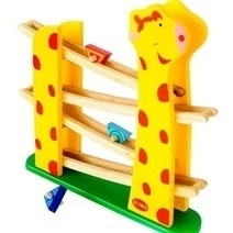 Winwintoys Giraffe Sliding Road