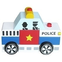 Winwintoys Police Car Puzzle