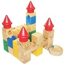 Marble Castle Toy