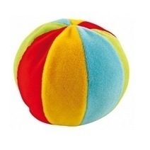Canpol Plush Soft Colorful Ball Rattle
