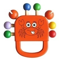 Winwintoys Crab Rattle