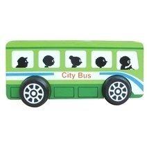 Đồ chơi gỗ - Xe buýt