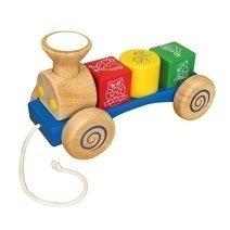 Đồ chơi gỗ - Xe lửa nhỏ