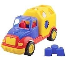 Đồ chơi xe - thả khối cho bé