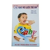 Tam Ninh Baby Tongue Cleaner (5pcs)