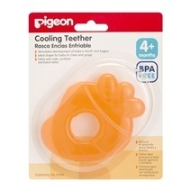 Pigeon Cooling Teether Carrots