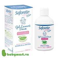 Saforelle Bebe gentle cleansing gel