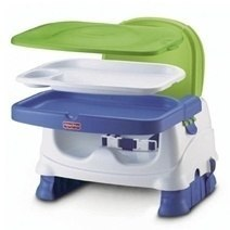 Fisher-Price Booster Seat With 3 Trays P0109