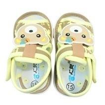 Giày sandal con gấu có kèn cho bé