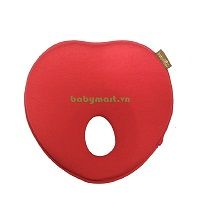 Lovenest Babymoov Baby Pillows red