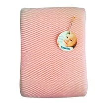 Lucky Baby Infant Pillow - Pink