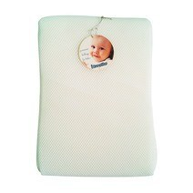 Lucky Baby Infant Pillow - White