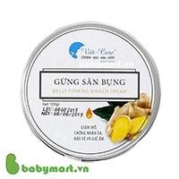 Gừng săn bụng Việt Care