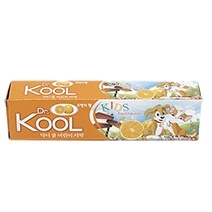 Dr Kool Kids Toothpaste Orange Flavor