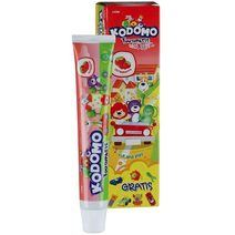 Kodomo Toothpaste - Strawberry flavor