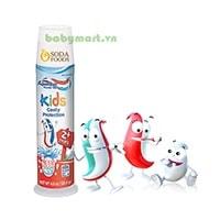 Aquafresh fluoride toothpaste kids