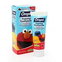 Orajel toothpaste berry flavor