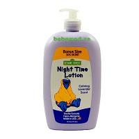 Kem dưỡng ẩm cho bé ban đêm Sesame Street 710ml hương Lavender