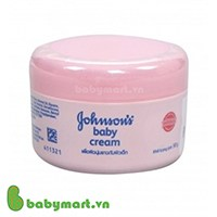 Johnshon's  Baby Milk Cream 50g