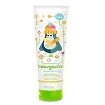 Babyganics diaper rash cream 113g
