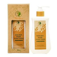 Wonmom tumeric body cream