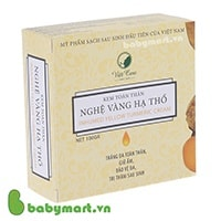 Viet Care inhumed yellow turmeric body Cream