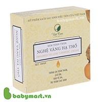 Kem toàn thân nghệ vàng hạ thổ Việt Care