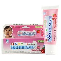 Kuku Ku1087 Baby Toothpaste - Strawberry