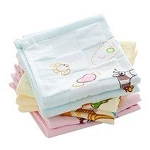 Gummi Cartoon Gauze Towel