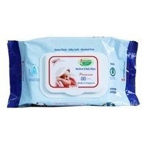 Guarantee Care Wet Wipes Without Smell 80 Pieces