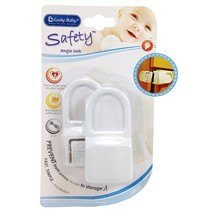 Lucky Baby angle lock - White