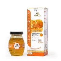 Honey natural pure Gold 100ml