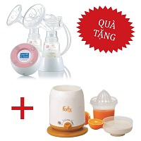 Minuet double electric breast pump