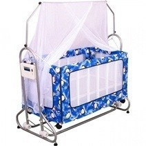 Autoru Two-Storey Cradle (-  Capacity: 30 kgs)