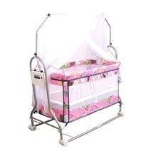 Autoru Two-Storey Soft Cradle (-  Capacity: 30 kgs)