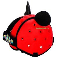 Headguard Helmet red