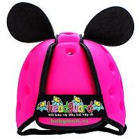 Headguard Helmet pink