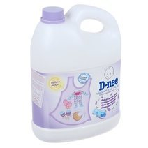 Dnee Baby Liquid Detergent 3000ml - Yellow Moon