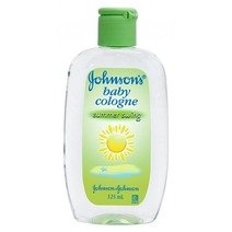 Johnson Baby Cologne Summer Swing 125ml