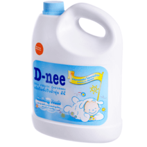 Dnee Baby Fabric Softener 3000ml - Morning Fresh