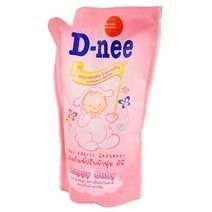 Dnee Baby Fabric Softener 600ml - Happy Baby