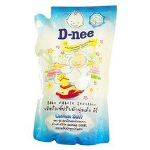 Dnee Baby Fabric Softener 600ml - Cotton Soft