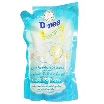 Dnee Baby Fabric Softener 600ml - Morning Fresh