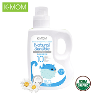 K-Mom Baby Fabric Softener 1700ml - Blue